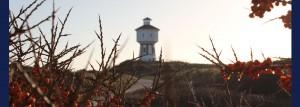 Langeoog Wasserturm Herbst